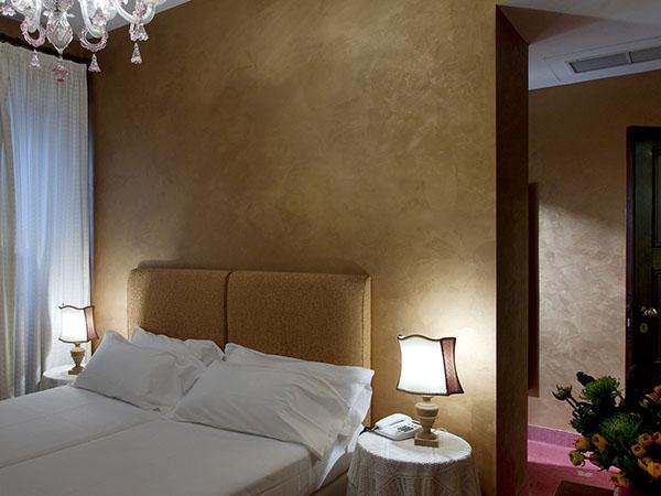 Camera doppia Hotel Roma