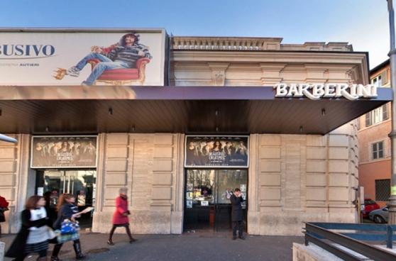 Cinema Barberini Hotel Columbia