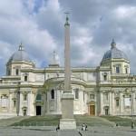 Santa Maria Maggiore Veduta dell'abside