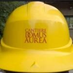 Domus Aurea Worksite