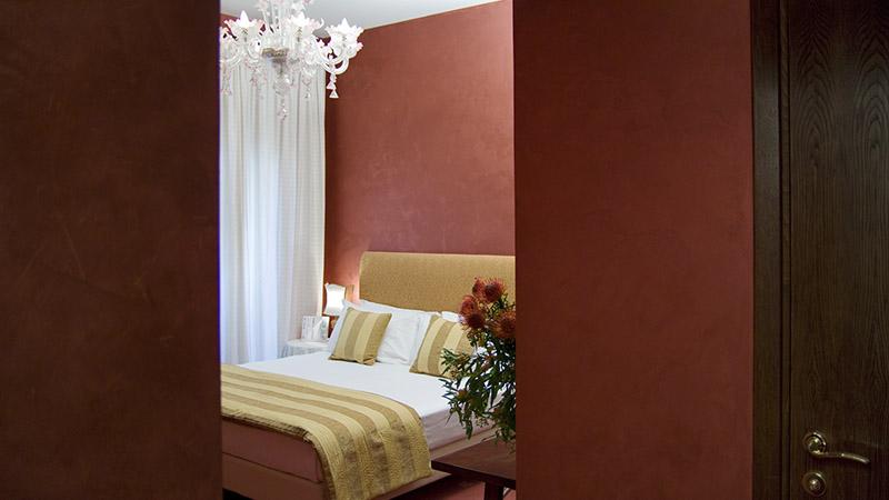 Camera superior hotel 3 stelle Roma
