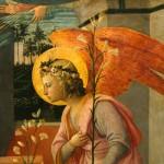 Annunciation by Filippo Lippi