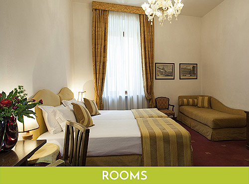 Camere Hotel Columbia Roma