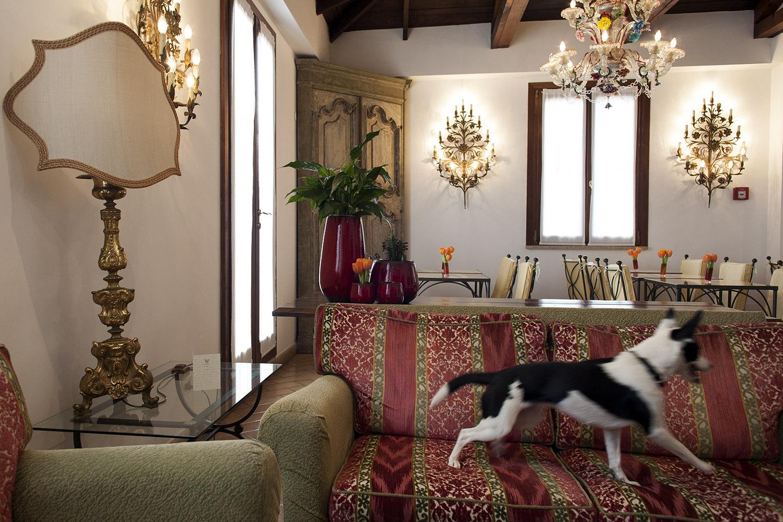 Pet friendly Hotel Columbia Rome