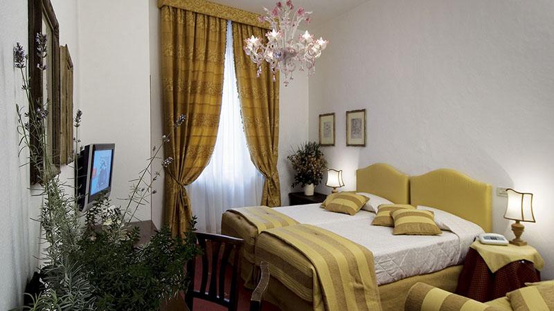 Camera Hotel Columbia Roma