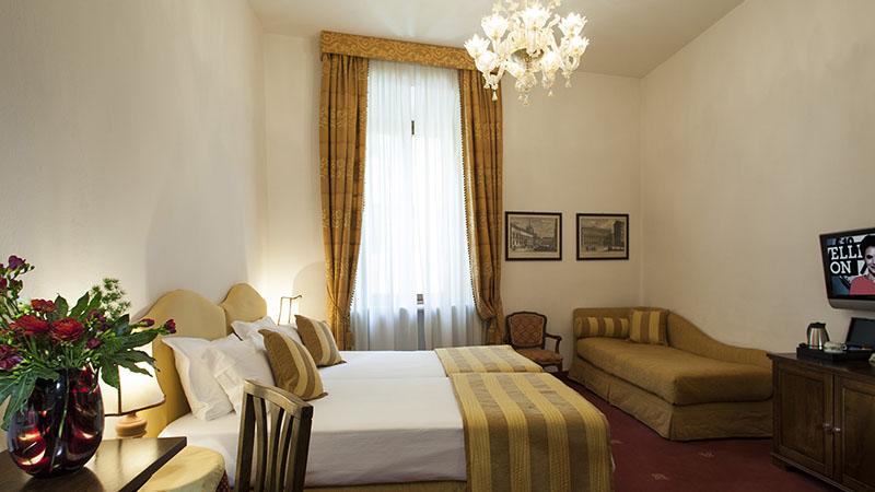 Camera Hotel Roma
