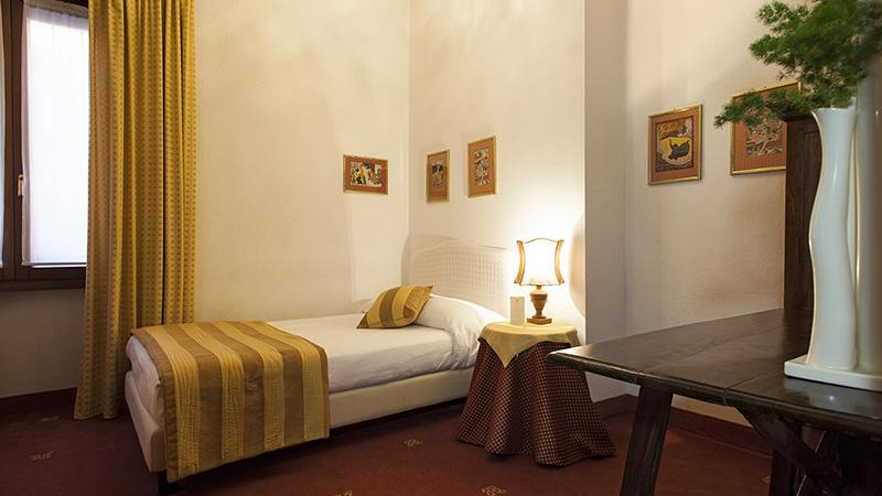 Singola Hotel Columbia