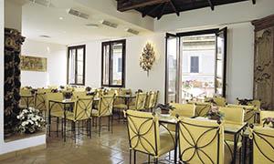 Lounge Hotel Columbia