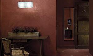 Ingresso camera Hotel Roma