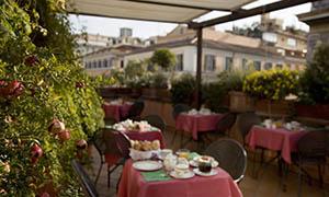 Terrazza Hotel Columbia Roma
