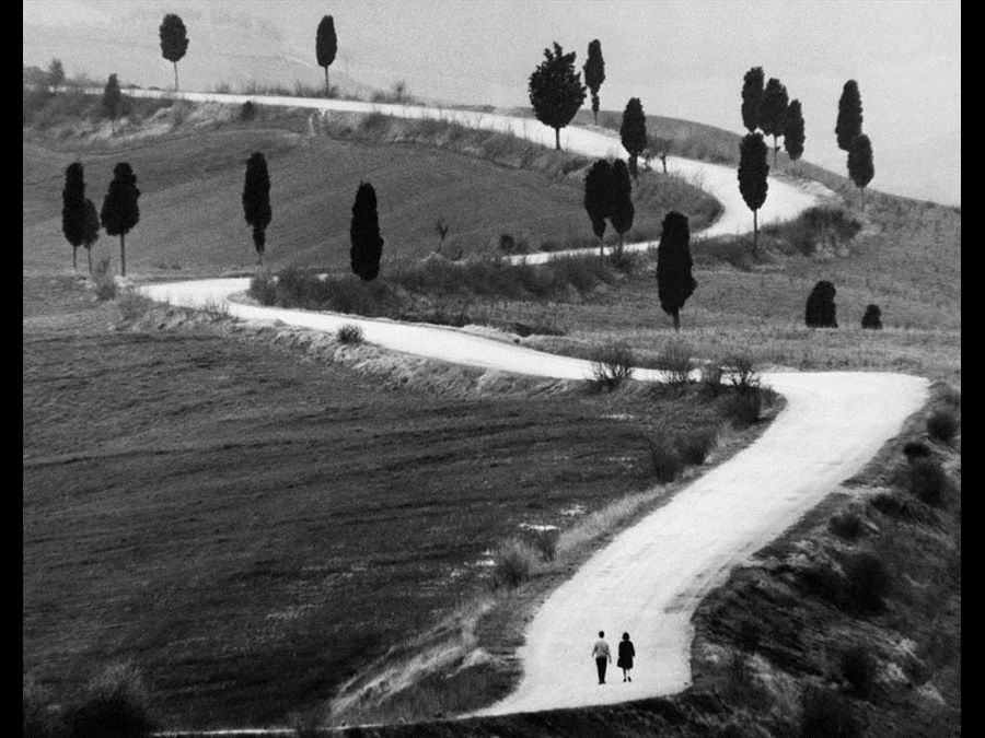 Toscana 1965 by Berengo Gardin
