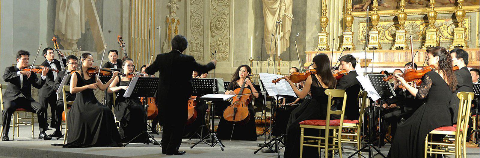 concerti al quirinale orchestra