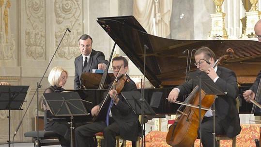 concerto al quirinale cappella paolina