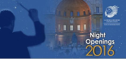 Nights Opening 2016 Vatican Museum