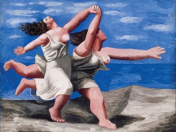 Pablo Picasso, Deux femmes courant sur la plage (La course), 1979, Musée National Picasso, Paris