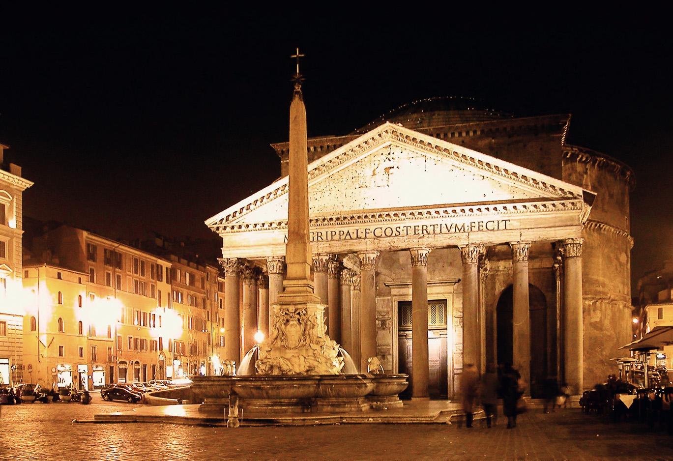 Hotel Columbia Rome Pantheon