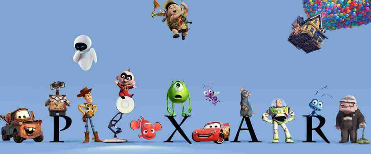 Pixar 30 years of animation hotel columbia for Camere albergo dwg